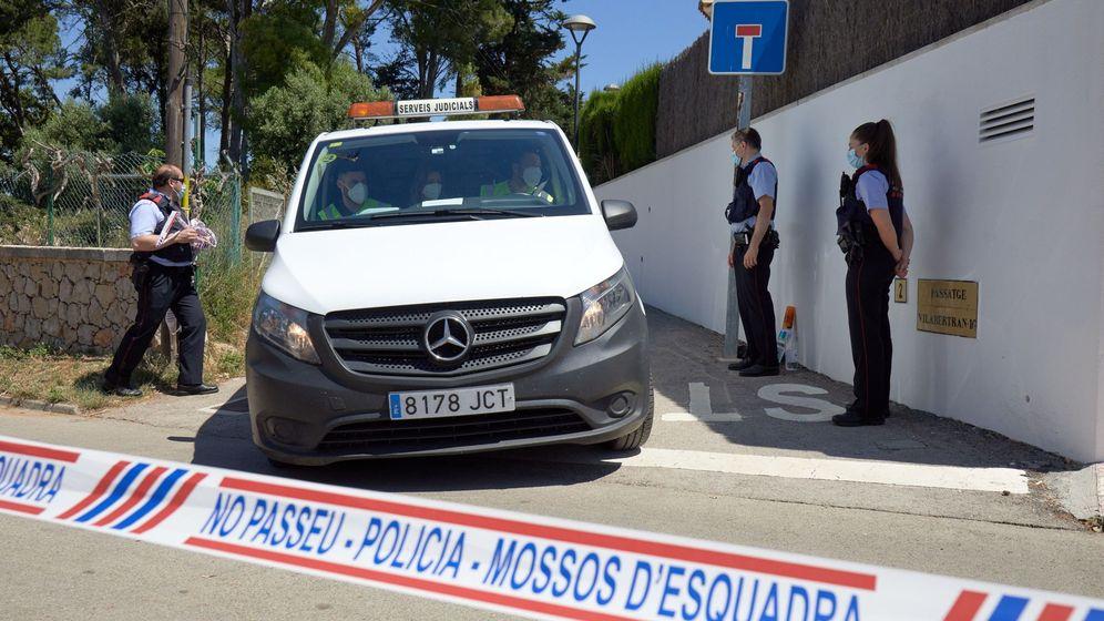Foto: Agentes de los Mossos d'Esquadra (EFE)