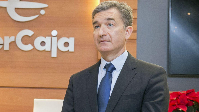 Víctor Iglesias, CEO de Ibercaja Banco. (EFE)