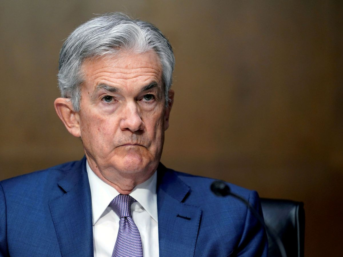 Foto: El presidente de la Reserva Federal estadounidense, Jerome Powell. (EFE)