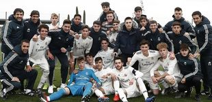 Post de El detalle de Raúl con Álvaro Benito que en el Real Madrid deben mirar