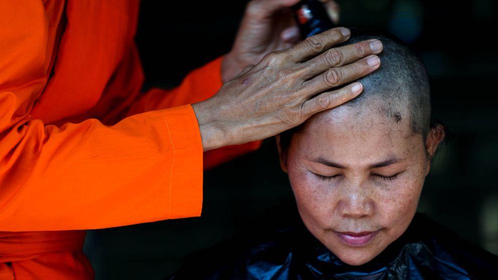 Las budistas rebeldes que desafían la tradición en Tailandia