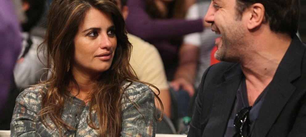"""Javier Bardem: """"Penélope lleva la presión mediática mucho peor que yo"""""""