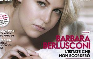 La hija de Berlusconi mantiene un romance con el futbolista Pato, jugador del equipo de su padre