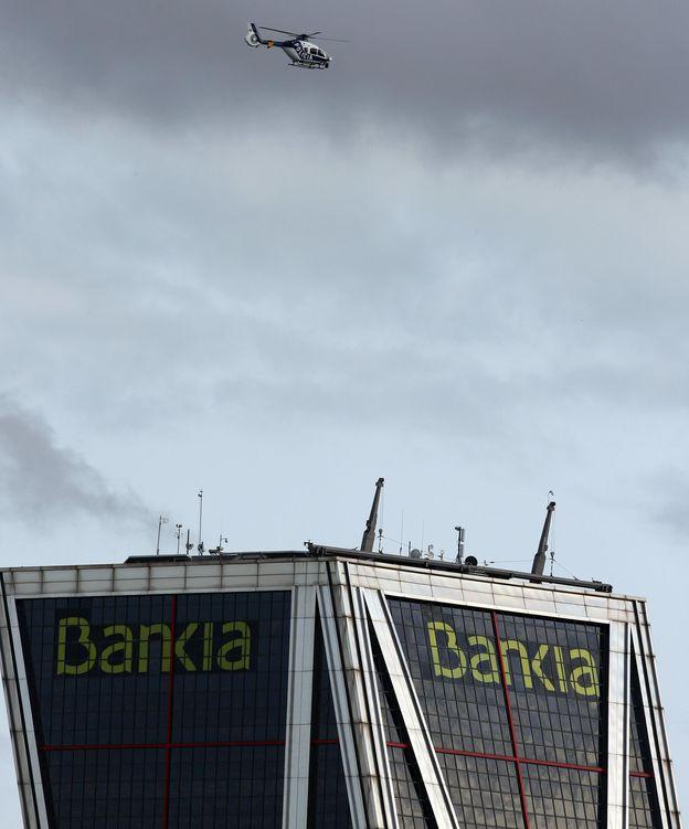 Foto: Sede de Bankia en Madrid (Reuters)