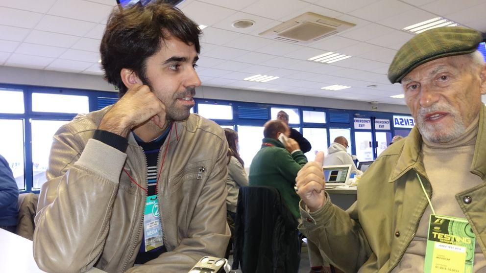 Paco Costas: Alonso es un piloto casi perfecto, y mira en Ferrari...