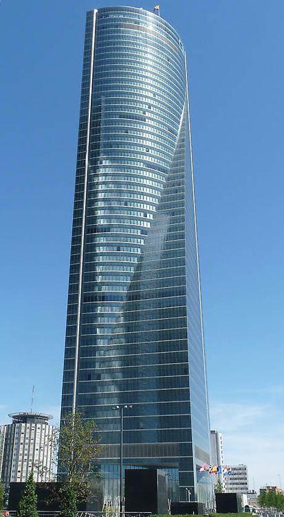 Foto: Torre Espacio