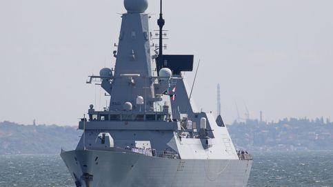 Rusia tacha de deliberada la incursión del destructor británico en aguas de Crimea