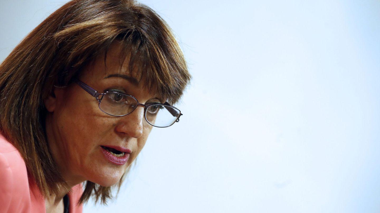 Soraya Rodríguez, diputada del PSOE por Valladolid, el pasado 6 de junio. (EFE)