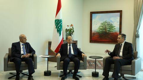 El Líbano elige al diplomático Adib como primer ministro tras la explosión en Beirut