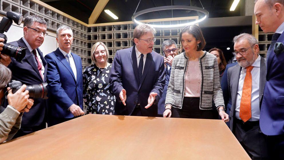 El clúster cerámico frena exportaciones y pide a Sánchez ayuda para abaratar energía