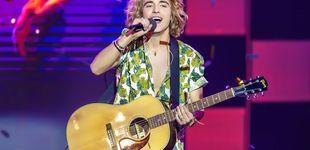 Post de Manel Navarro actúa en la final de la preselección rumana de Eurovisión