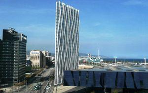 Alierta arrebata la Torre Telefónica de Barcelona a Axa Real Estate