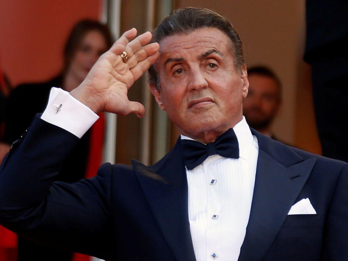 Foto: Sylvester Stallone (Reuters/Regis Duvignau)