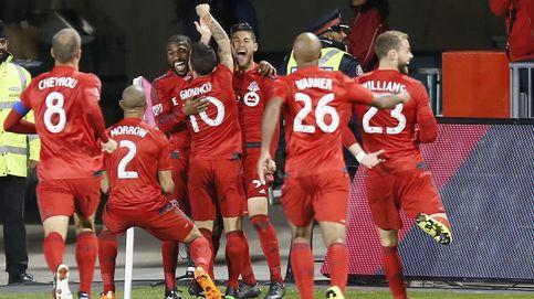 Giovinco mete a Toronto en los 'playoff' de la MLS por primera vez en su historia