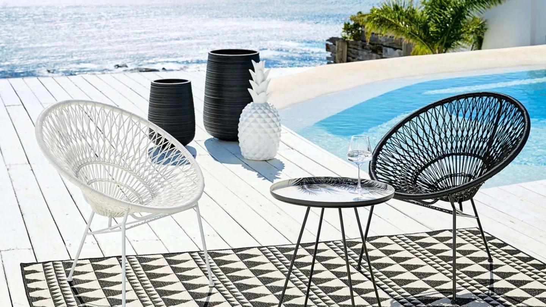 Decora tu terraza con Maisons du Monde. (Cortesía)