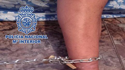 Tres detenidos en Torrejón de Ardoz por encadenar a un familiar a la pared ocho días