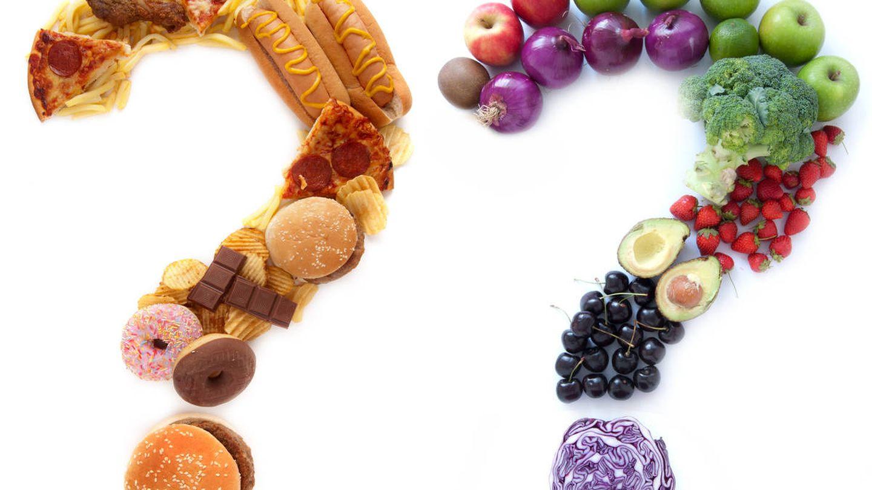 Elección de tipos de comida. (iStock)