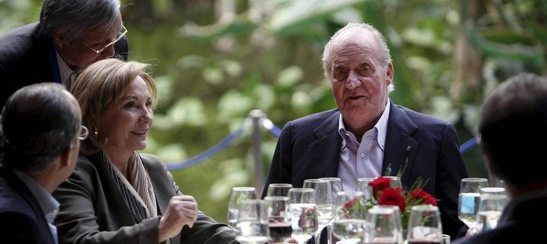 Foto: El Rey en la Cumbre de 2012 de la Alianza del Pacífico. (EFE)