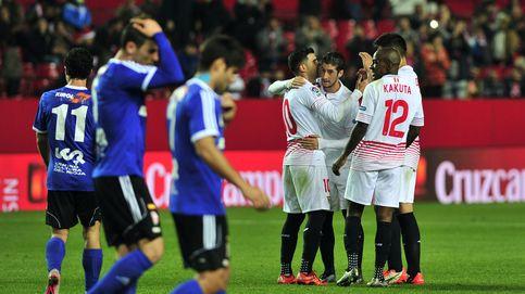 Deportivo, Betis, Espanyol y Sevilla acompañan a Barça y Cádiz en octavos