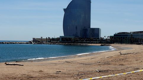 Visitar el mar, la idea de un hospital de Barcelona para enfermos de covid en recuperación