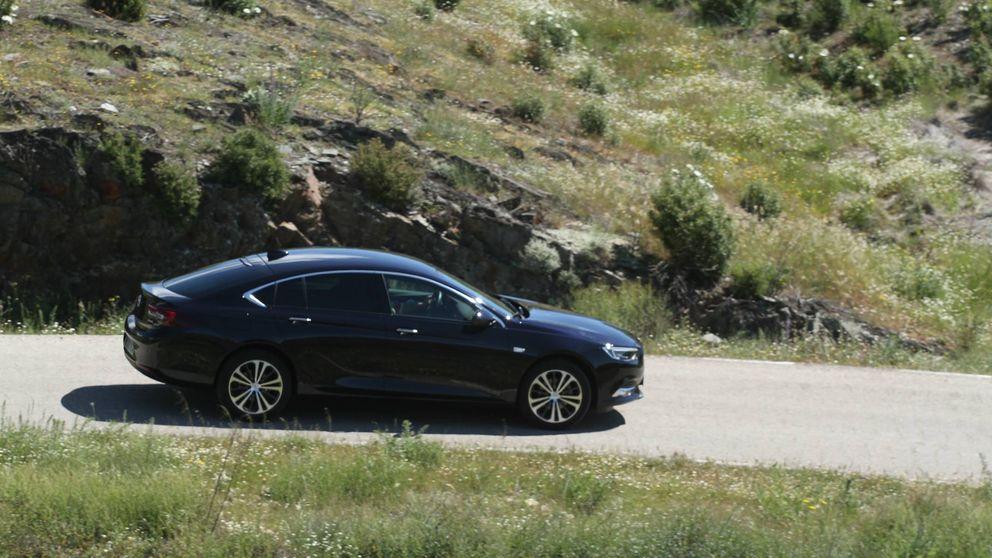 El llamativo Opel Insignia, la berlina más deportiva