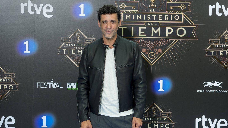El actor Nacho Fresneda en el FesTVal. (RTVE)
