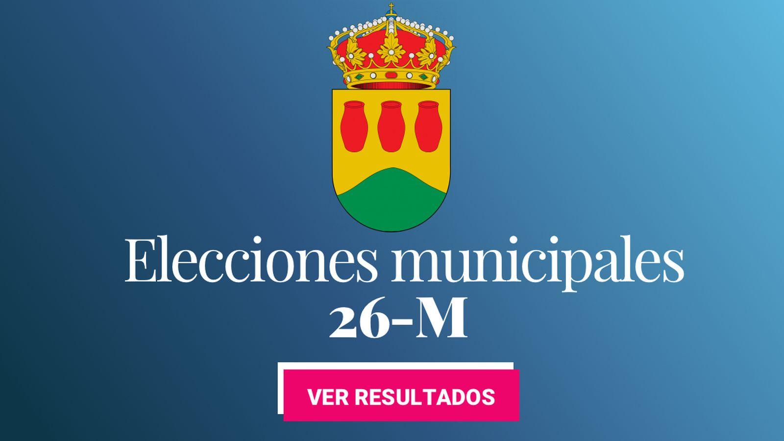 Foto: Elecciones municipales 2019 en Alcorcón. (C.C./EC)