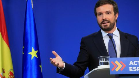 Casado reprocha al Gobierno que no haya negociado la cosoberanía de Gibraltar
