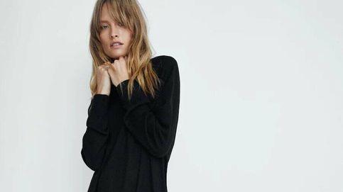El vestido negro de Massimo Dutti que querrás lucir cada día