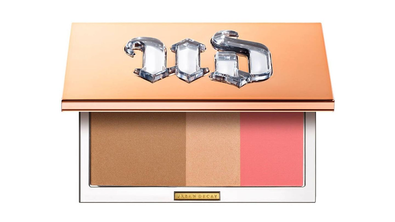 Paletas neutrales de maquillaje que nos sientan bien a todas. (Cortesía)