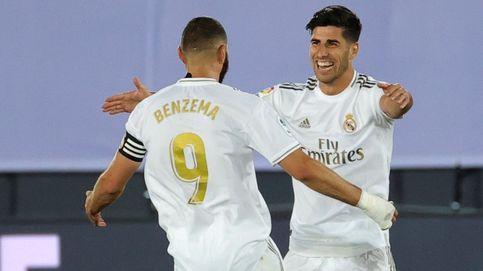 El Real Madrid, infalible, gana al Alavés y empieza a abrazar la Liga (2-0)