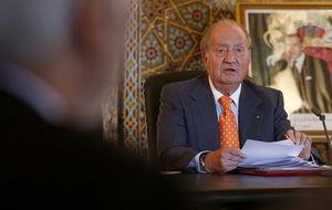El Rey se aferra al trono y abre un vacío de seis meses en la cúpula del Estado
