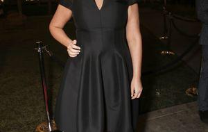 Mónica Lewinsky se codea con Robert Redford en una fiesta de Los Ángeles