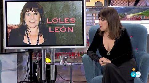 Loles León: Lo he pasado muy mal durante mucho tiempo