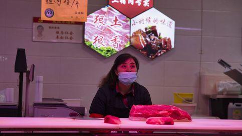 China halla restos de coronavirus en envases de cerdo congelado de Francia
