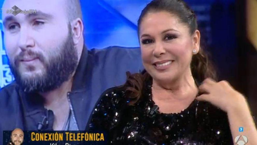 Kiko Rivera sorprende a su madre en 'El hormiguero': Eres un ejemplo a seguir