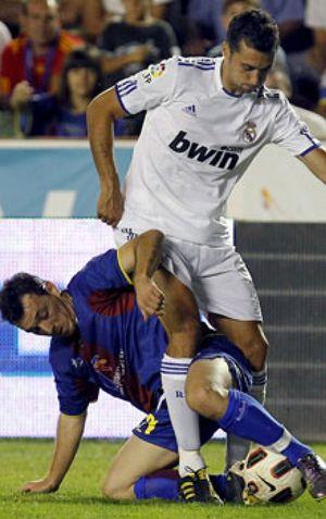 """Arbeloa: """"Que el Real Madrid no haga goles es un accidente"""""""