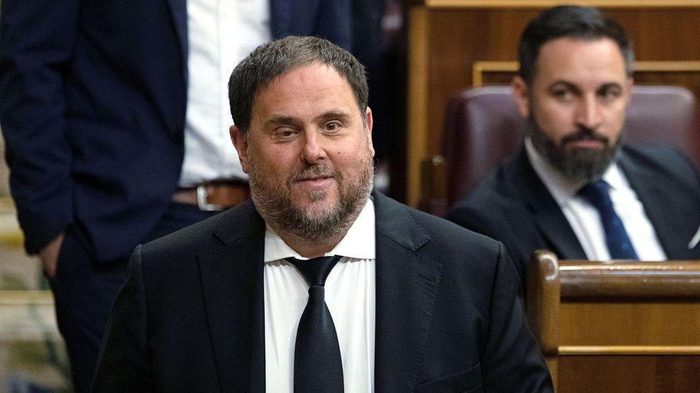 Fiscalía se opone a la extravagante petición de Junqueras de suspender la sentencia
