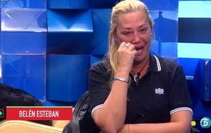 Belén Esteban amenaza con dejar 'GH VIP': Estoy muy agobiada