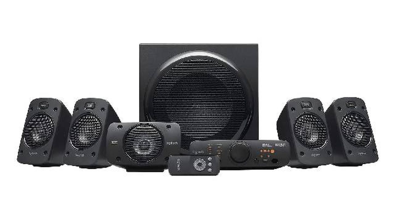 Logitech Speaker System Z906.