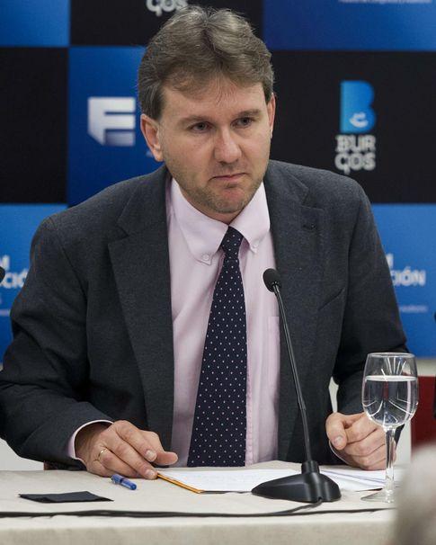 Alcalde de Burgos, Javier Lacalle. (Efe)
