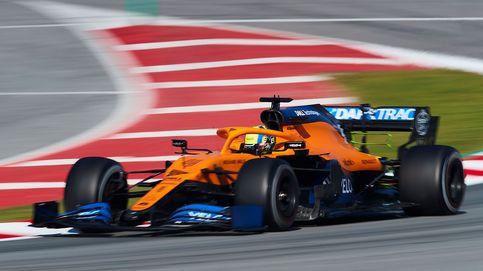 Test de pretemporada de F1: los problemas de Mercedes y el buen día de McLaren