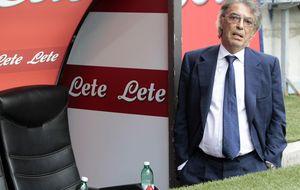 Massimo Moratti anuncia la venta del Inter a un magnate indonesio