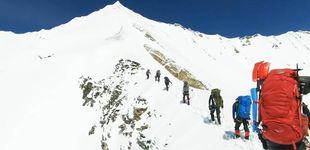 Post de Aparecen las últimas imágenes de los ocho escaladores que murieron en el Himalaya