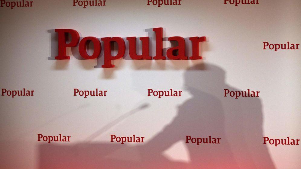 Foto: Popular eleva su dividendo un 48% y confirma el cambio al efectivo