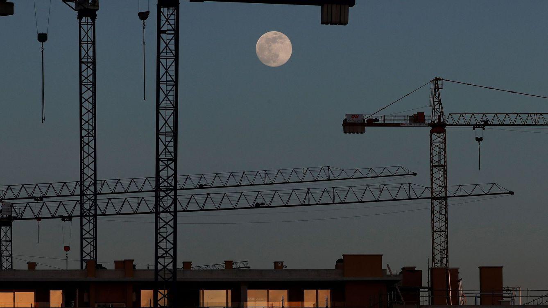Madrid capital tiene 14.000 pisos en marcha y solo un 10% a la venta, ¿dónde están?