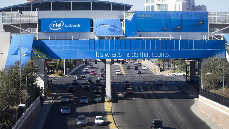 Estación del monorrail de Las Vegas junto al LVCC. (Reuters)