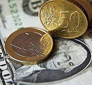 Foto: El euro cae a su nivel más bajo en dos meses frente al dólar