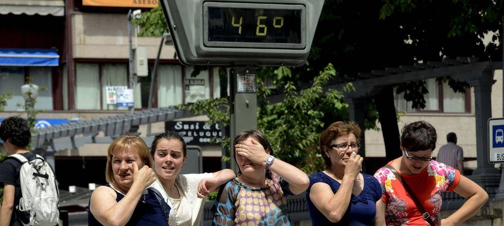 Foto: 2014, el año más caluroso de la historia