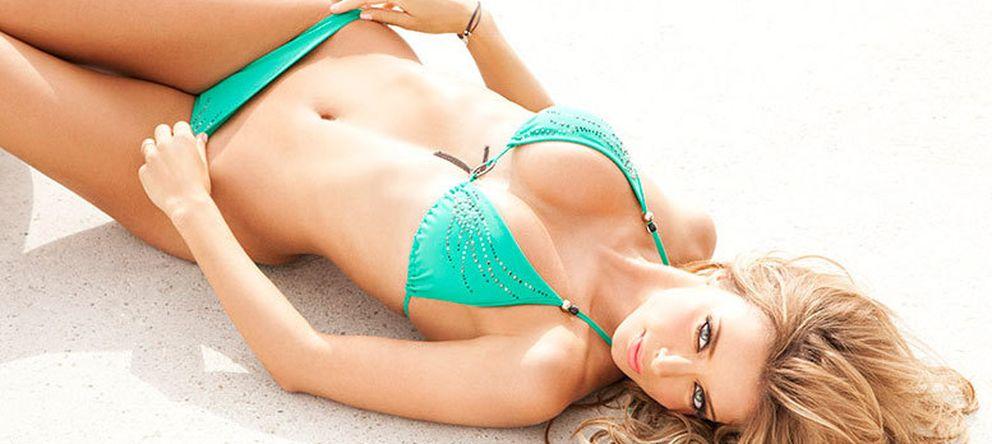 Foto: Así es Fani Stipkovic, la nueva becaria 'hot' de J.J. Santos